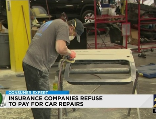 "Texas clamps down on ""cheap"" insurance repairs. Forcing Insurers to use OEM parts."